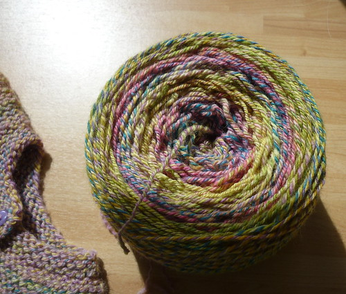 Pop yarn