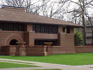Arthur B Heurtley House, Oak Park
