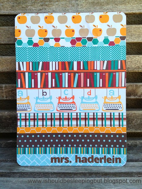back to school clipboard (back)