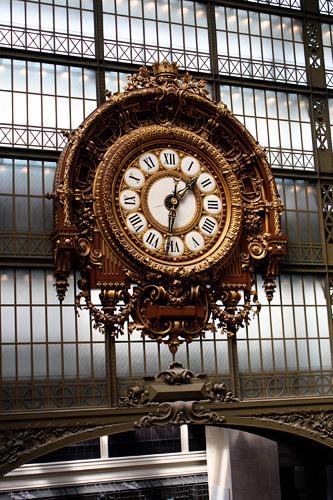 D-Orsay-clock
