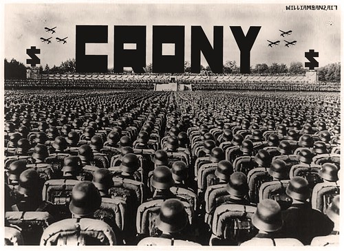 CRONY by Colonel Flick