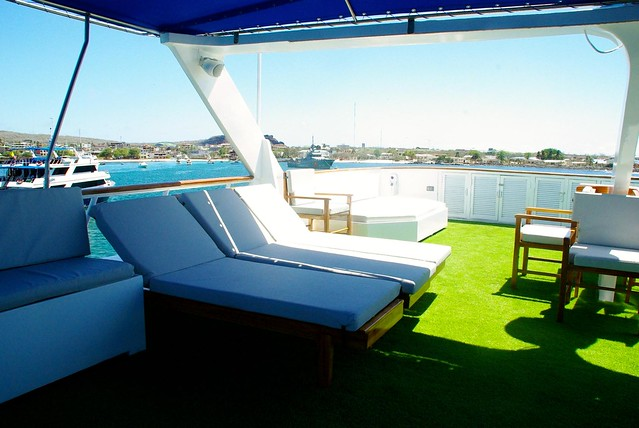 top floor of the letty galapagos cruise