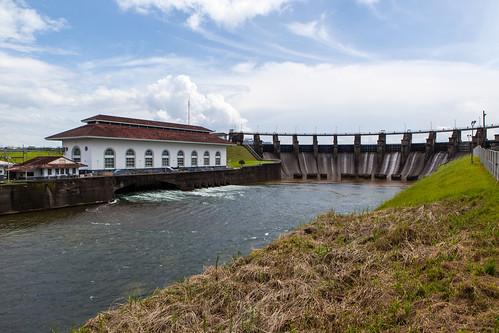 Panama Canal - Gatun Locks Hydroelectric Power Plant