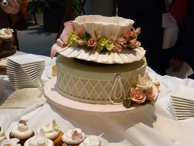 CW Millinery Through Time conference