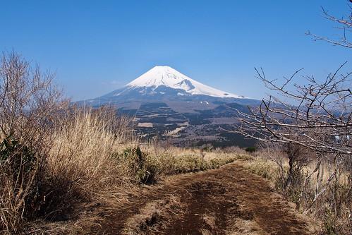 hiking hike shizuoka 越前岳 echizendake