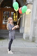 boekenweek balloons brugge