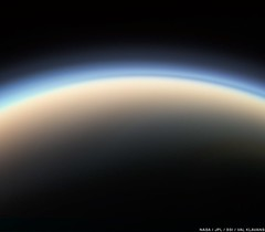 Titan's upper-level haze