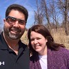 Out for a nice walk today. Beautiful day out. #michigan #easter