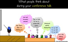 What People Are Thinking at Your Conference Talk