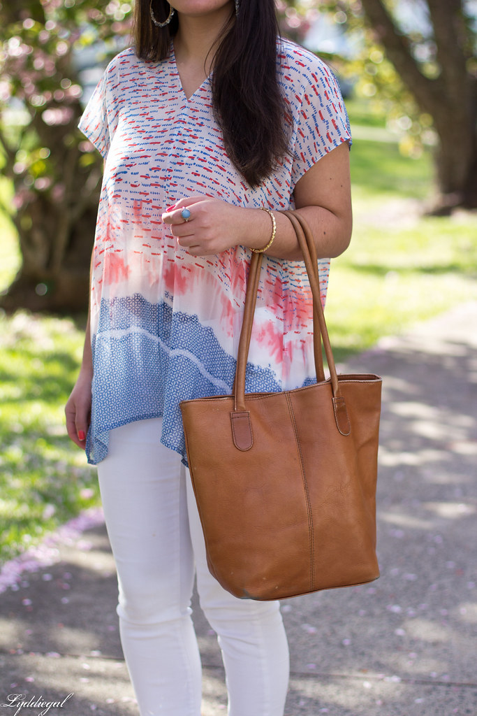 watercolor print tunic, white jeans, espadrilles-5.jpg