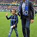 Club Brugge - KVO Sfeerbeelden stadion 1030