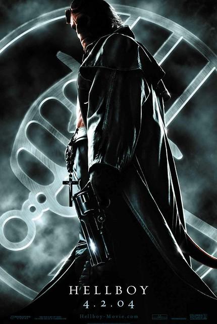 (2004) Hellboy DC