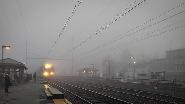 Downingtown fog