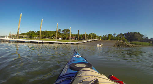 May River Paddling with Lowcountry Unfiltered-112