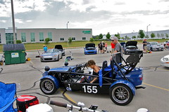 2016-7-2 Milwaukee Autocross SCCA WAI Tripod Challenge  2nd Heat