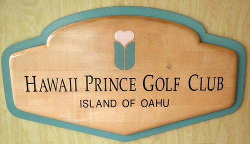 Hawaii Prince Golf Club 010b