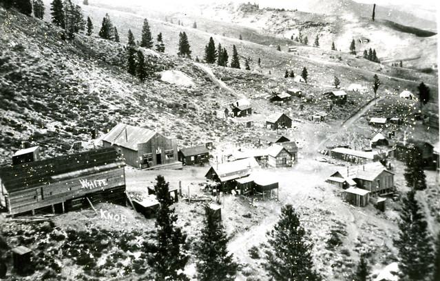 Mackay, Idaho White Knob