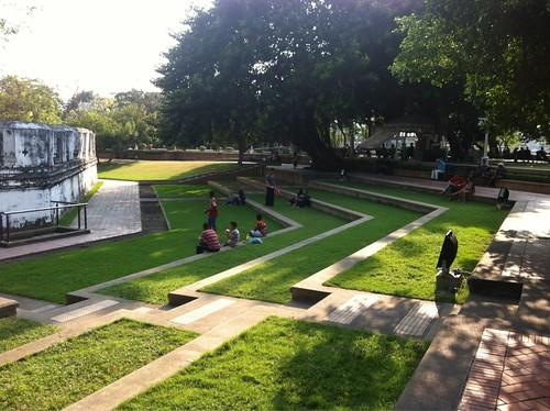 Santichaiprakarn Park 1
