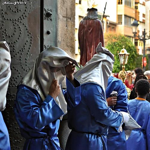 Els Nazarenos by ADRIANGV2009
