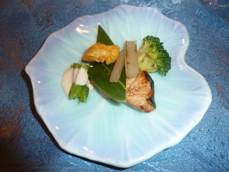 トスラブ箱根 和奏林 料理 焼物