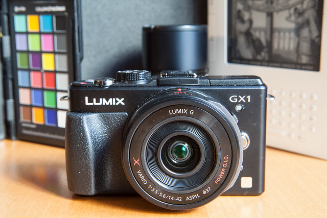 6894047268 f4f689c75b z Panasonic Lumix DMC GX1, una pequeña grande