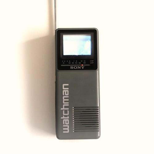Sony Watchman 1987
