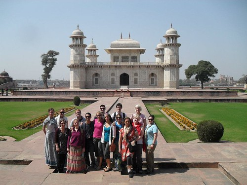 Baby Taj of Agra. Photo by Jo McAlinden