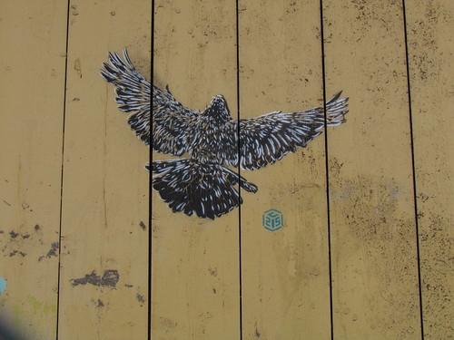 Stencils by C215