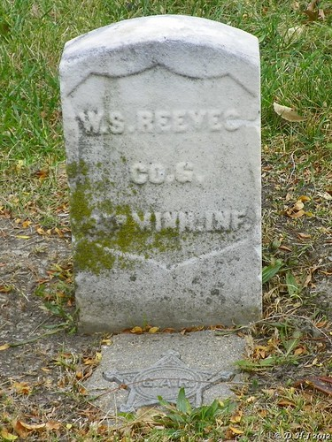 William S. Reeves of the 8th Minnesota Infantry