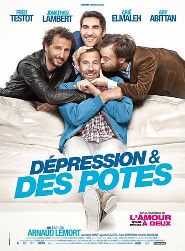 Depression-et-des-Potes-Affiche-France