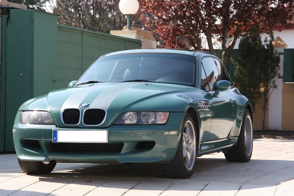 1998 M Coupe Evergreen Evergreen Black Coupe