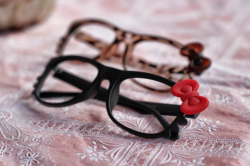 Hello Kitty Glasses