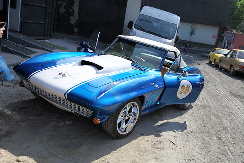 1967 Sting Ray Corvette In Con Air Cool Cars In Movies