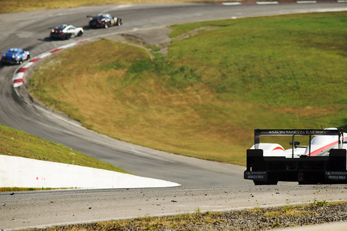 Turns 4 and 5, Mosport ALMS 2011