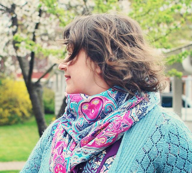 Tornado scarf