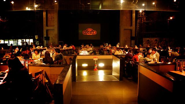 KIRIN Beer Hall.