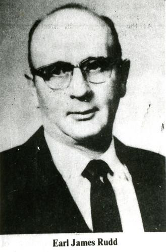 Rudd James Earl