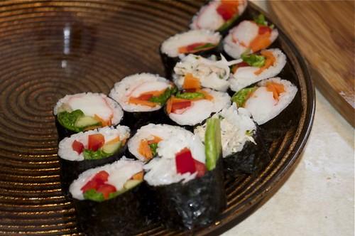 sushi platter 1