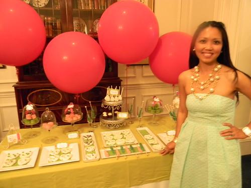 Katie Nguyen Wells, Petite Social