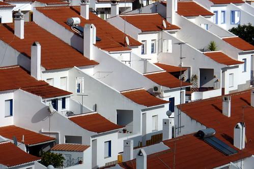 Mertola houses