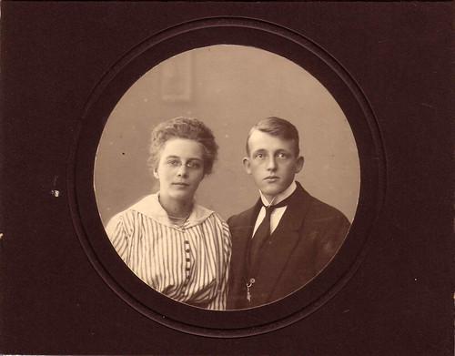 Julius & Dieuwke Wip Portrait