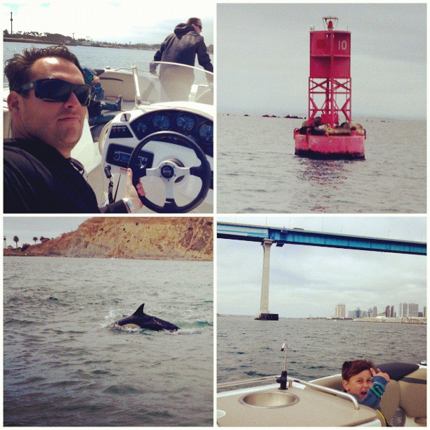 SD Boat ride Mar 2012 Instagram