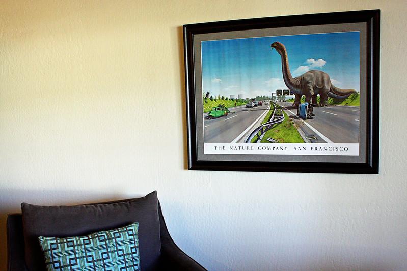 Dinosaur Poster - AT LAST!