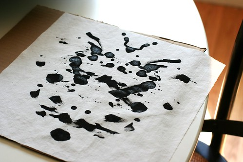 Homemade Inkblot