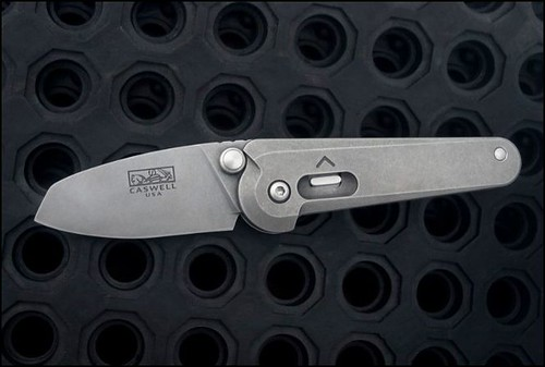 Caswell Knives EDX