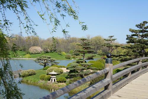 Japanese Garden @ Chicago Botanic Garden