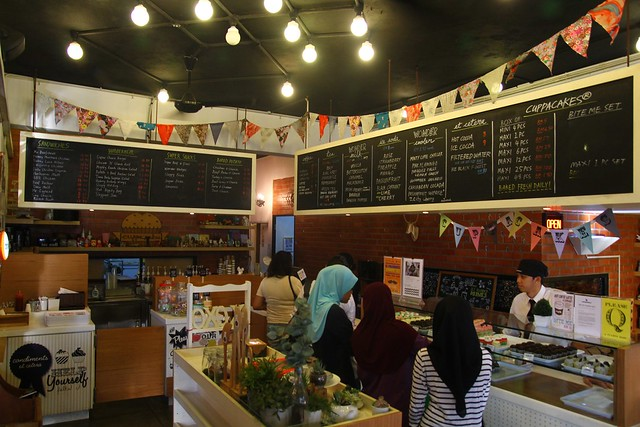 Cool Cafe - +Wondermilk, Damansara Uptown