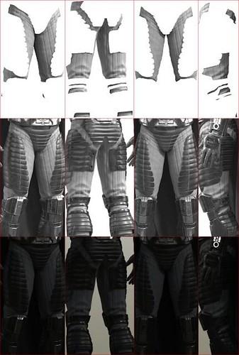 Malgus trouser