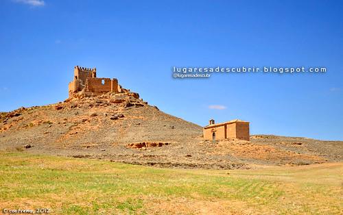 Castillo de la Raya (Frontera entre Aragón y Castilla y León)