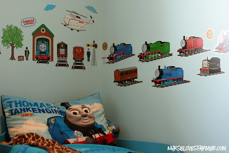 Braden's Big Boy Room